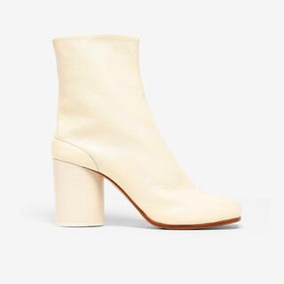 Maison Martin Margiela - 新品正規品 Maison Margiela ヴィンテージレザー 足袋ブーツ