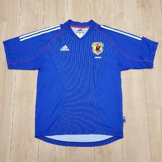 アディダス(adidas)のadidas 日本代表ユニフォーム2002 FIFA ワールドカップ 韓国 /(応援グッズ)