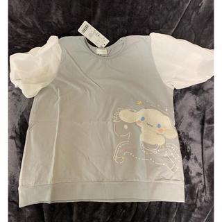 シナモロール(シナモロール)のシナモロール 大人Tシャツ 夜空(Tシャツ(半袖/袖なし))