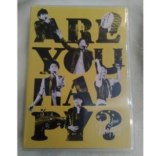 嵐 - 嵐 LIVE TOUR Are You Happy? DVD 通常盤