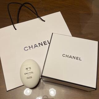 CHANEL - お値下げ CHANEL* N°5ロー ハンド・ボディクリーム