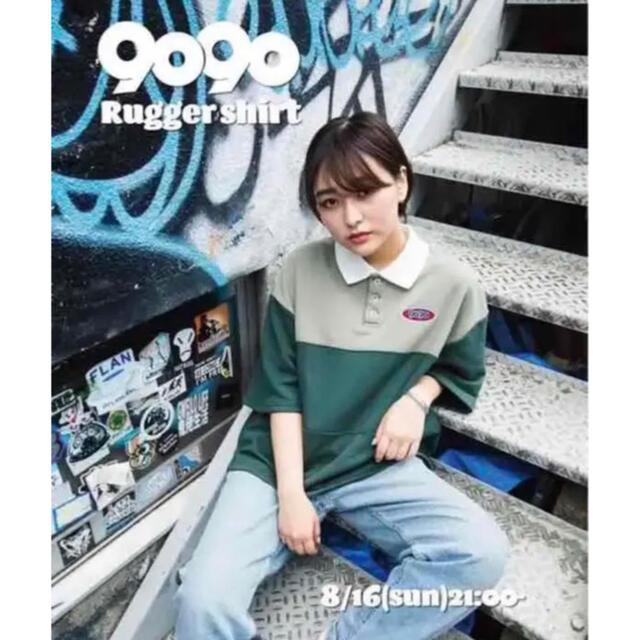 carhartt(カーハート)の9090 ラガーシャツ メンズのトップス(ポロシャツ)の商品写真