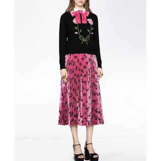 グッチ(Gucci)の気分SALE gucci ♡ リボンラメスカート(ロングスカート)