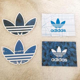 アディダス(adidas)のAdidas ステッカー&ポストカード(その他)