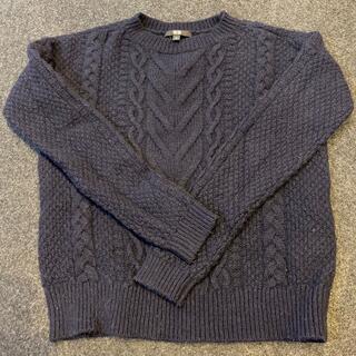 ユニクロ(UNIQLO)のUNIQLO ニットセーター(ニット/セーター)