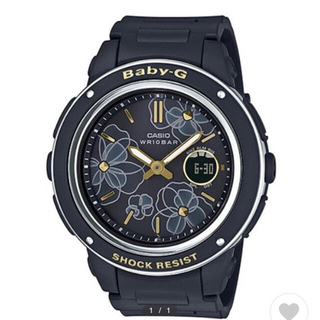 Baby-G - BABY-G  Floral Dial Series
