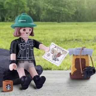 Starbucks Coffee - starbucks スタバ スターバックス プレイモービル ハイカー Jenny