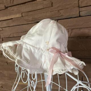 ジェラートピケ(gelato pique)のジェラートピケ リバーシブル 帽子(帽子)