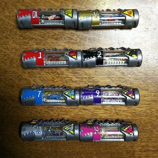 バンダイ(BANDAI)の獣電戦隊キョウリュウジャー獣電池* DX他 全8本(特撮)