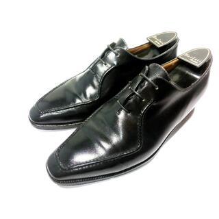 ベルルッティ(Berluti)の【至高の1足◆廃盤モデル】Berluti ベルルッティ 革靴 81/2 26.5(ドレス/ビジネス)