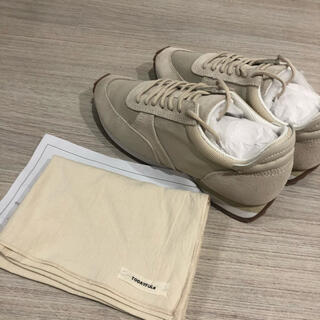 TODAYFUL - 【週末お値下げ】todayful leather mesh sneakers