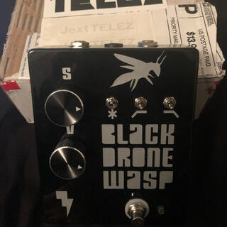 Jext Telez Black Drone Wasp(エフェクター)