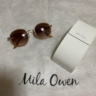 Mila Owen - Mila Owen ミラオーウェン 2020 サングラス