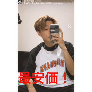 FREAK'S STORE - 韓国販売限定品 日本未発売 コムドット ゆうた 着用 パラグラフ Tシャツ