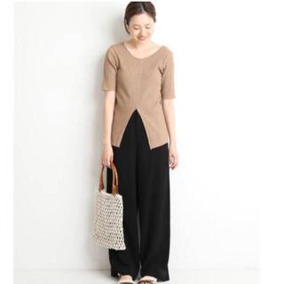 イエナスローブ(IENA SLOBE)のslobe iena health knit 別注カラー(カットソー(半袖/袖なし))