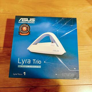 ASUS - 【新品】ASUS メッシュ WiFi 無線LAN ルーター Lyra Trio