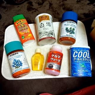 Kneipp - ☆超お得!!☆入浴剤、大量放出!!!檜のチップなど入浴剤2袋付き