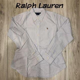 デニムアンドサプライラルフローレン(Denim & Supply Ralph Lauren)のラルフローレン ストライプシャツ(Tシャツ(半袖/袖なし))
