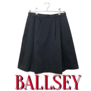 ボールジィ(Ballsey)の必需品♪ボールジィ タックフレアスカート♡イエナ アンタイトル エンフォルド (ミニスカート)
