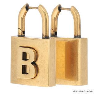 バレンシアガ(Balenciaga)の新品バレンシアガBALENCIAGAロック ピアスLock earrings(ピアス)