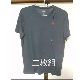 アバクロンビーアンドフィッチ(Abercrombie&Fitch)のアバクロキッズ Tシャツ2枚(Tシャツ/カットソー)
