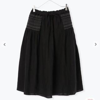 サマンサモスモス(SM2)のTSUHARU bySamansaMos2✩︎今季スカート(ロングスカート)