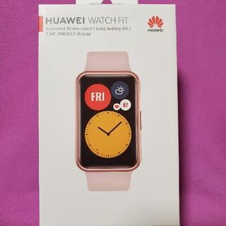 HUAWEI - Huawei watch fit