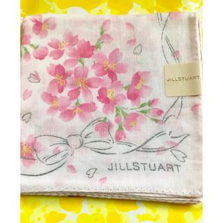 新品未使用JILLSTUARTジルスチュアートハンカチ/スカーフ大判ファッション