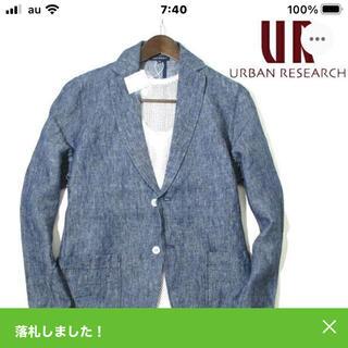 アーバンリサーチ(URBAN RESEARCH)のサマージャケット(テーラードジャケット)