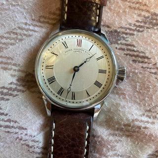 PATEK PHILIPPE - パテックフィリップ アンティーク時計 シルバー限定クロノグラフ