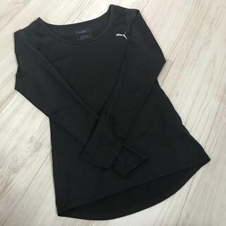プーマ(PUMA)のPUMA レディース 長袖(Tシャツ(長袖/七分))