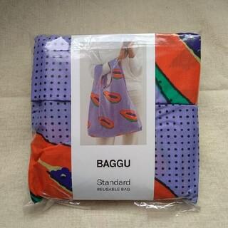 ロンハーマン(Ron Herman)のパパイヤ 新品 BAGGU baguu バグー エコバッグ スタンダード(エコバッグ)