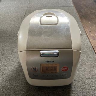トウシバ(東芝)の炊飯器東芝1升だき(炊飯器)
