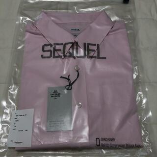 フラグメント(FRAGMENT)の新品 SEQUEL SHIRT シャツ pink M シークエル(シャツ)