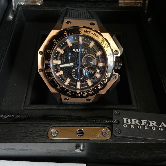 HUBLOT(ウブロ)の剣神様専用‼️ブレラオロロジ グランツーリスモ美品 メンズの時計(腕時計(アナログ))の商品写真