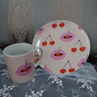 フランフラン(Francfranc)のフランフランマグカップ&お皿(食器)