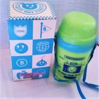 フェリシモ(FELISSIMO)の美品430ml子供水筒コップ保冷ボトル子供用小さい水筒小さめ水筒 キッズ 幼稚園(水筒)