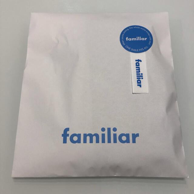 familiar(ファミリア)のファミリア エコバック シュパットⓂ️ レディースのバッグ(エコバッグ)の商品写真