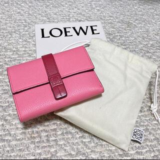 LOEWE - 10,000円値下げロエベ LOEWE SMALLVERTICAL WALLET