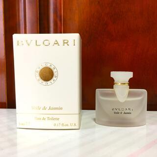 ブルガリ(BVLGARI)の【ブルガリ】Voile d' Jasmin 香水 5ml 【BULGARI】(ユニセックス)