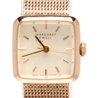 マーガレットハウエル(MARGARET HOWELL)のマーガレットハウエル Margaret Howell 腕時計 レディース(腕時計)