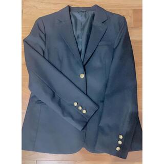 イーストボーイ(EASTBOY)のEASTBOY イーストボーイ 制服 ネイビー ジャケット 13号(テーラードジャケット)