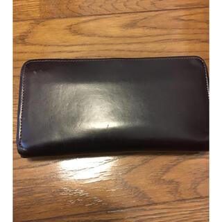ホワイトハウスコックス(WHITEHOUSE COX)の【yutano88専用】ホワイトコックス財布(長財布)
