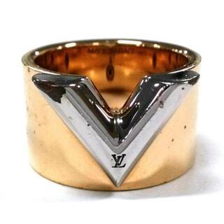 ルイヴィトン(LOUIS VUITTON)のルイヴィトン リング L M61086 真鍮(リング(指輪))