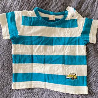 プティマイン(petit main)のTシャツ 80センチ プティマイン(シャツ/カットソー)