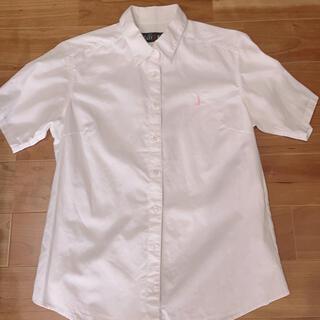 EASTBOY - イーストボーイ 半袖 シャツ ホワイト 13号 制服