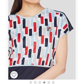 FILA - フィラ  2021春夏モデル 今期新作シャツ