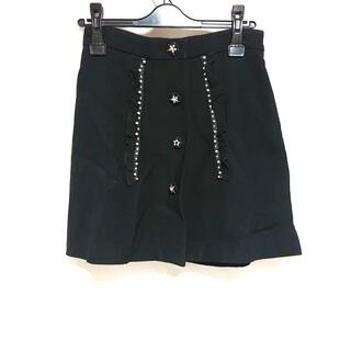 miumiu - ミュウミュウ ミニスカート サイズ40 M -
