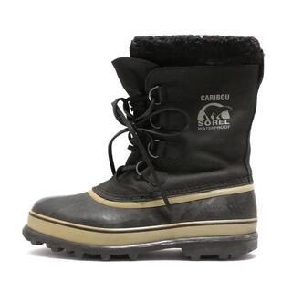 ソレル(SOREL)のSOREL(ソレル) ブーツ 27 メンズ - 黒(ブーツ)