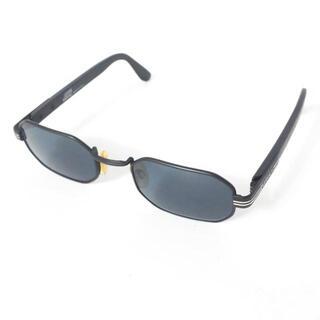 ジャンニヴェルサーチ(Gianni Versace)のジャンニヴェルサーチ サングラス - S84 黒(サングラス/メガネ)